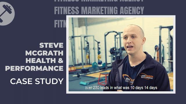 steve mcgrath health and performance case study