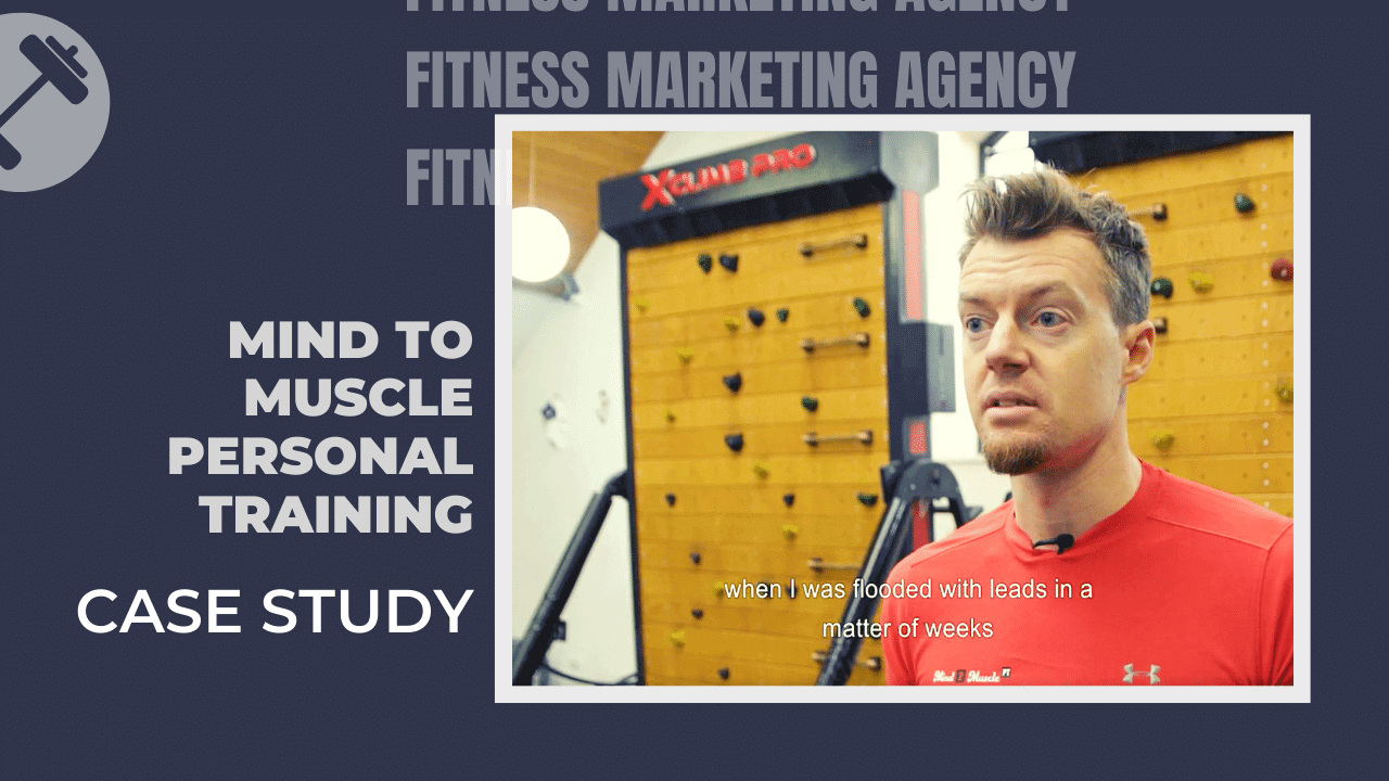 Mind to Muscle Personal Training case study