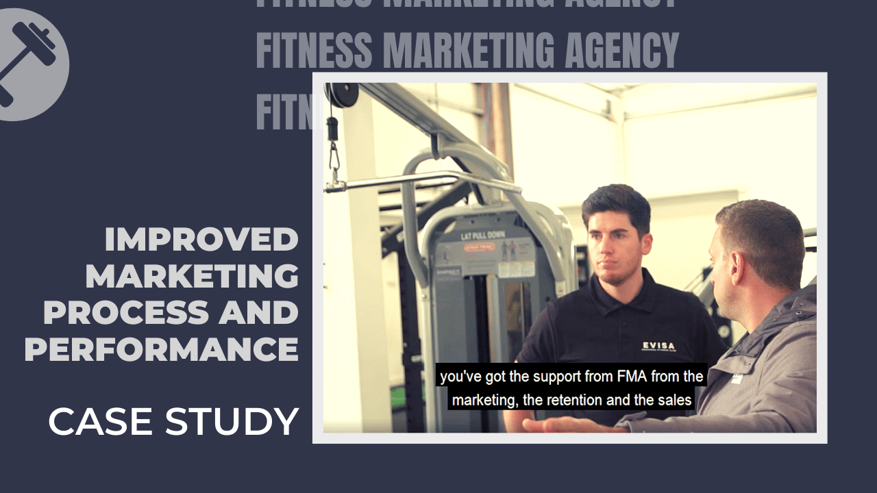 evisa fitness marketing case study