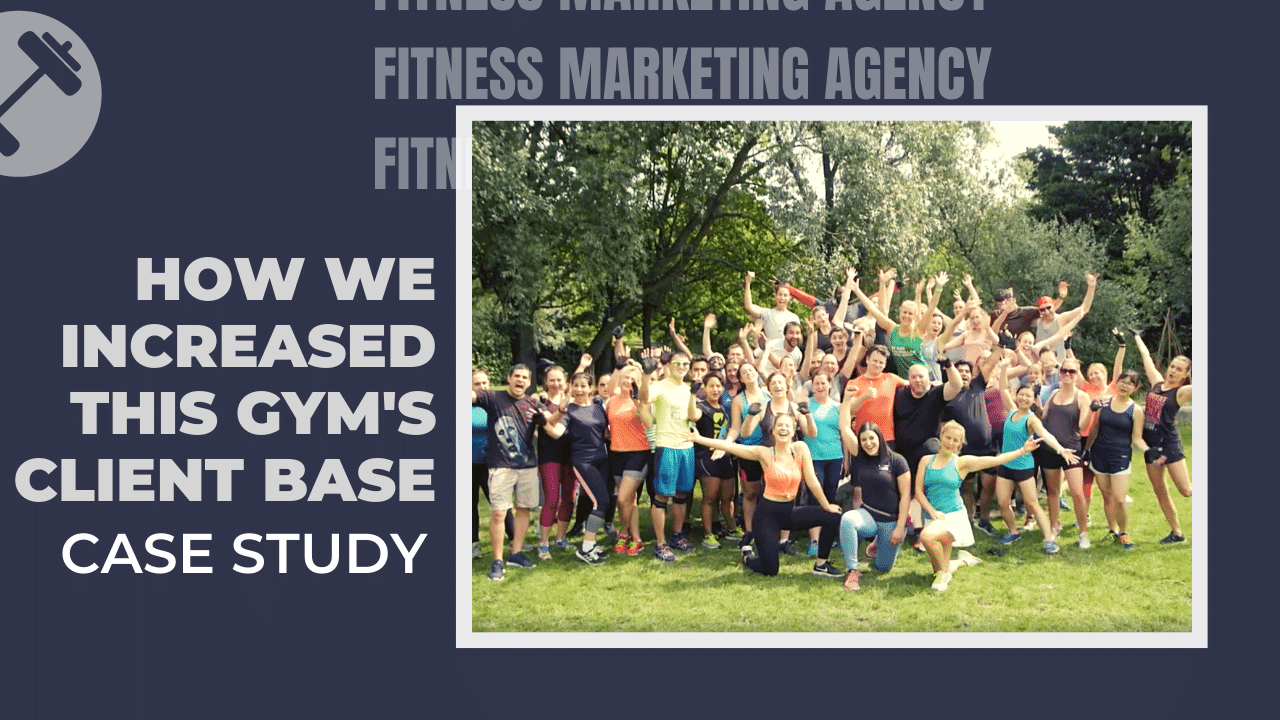 increase client base for gym through fitness marketing
