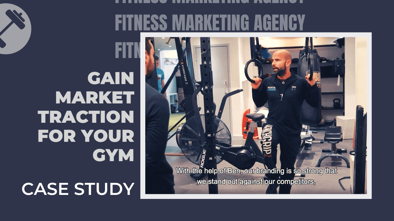 gain market traction for your fitness business with fitness marketing