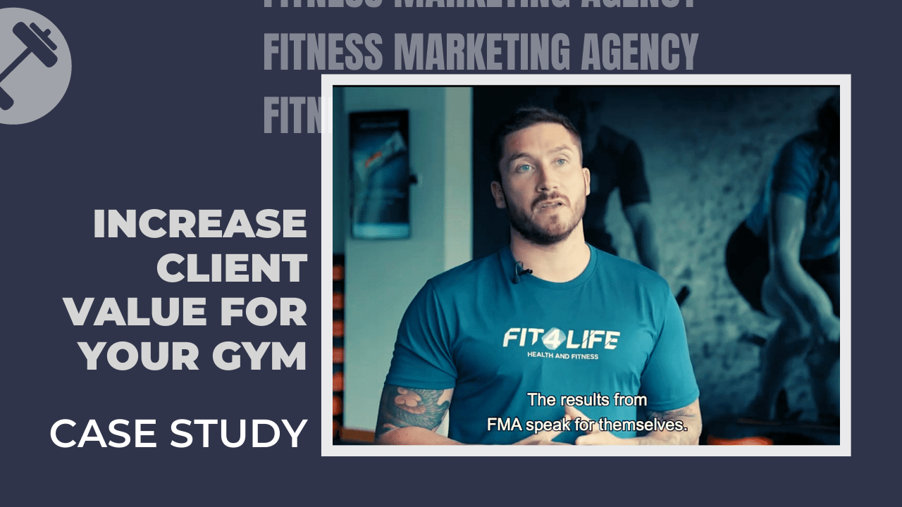 increase client value for your gym through expert fitness marketing