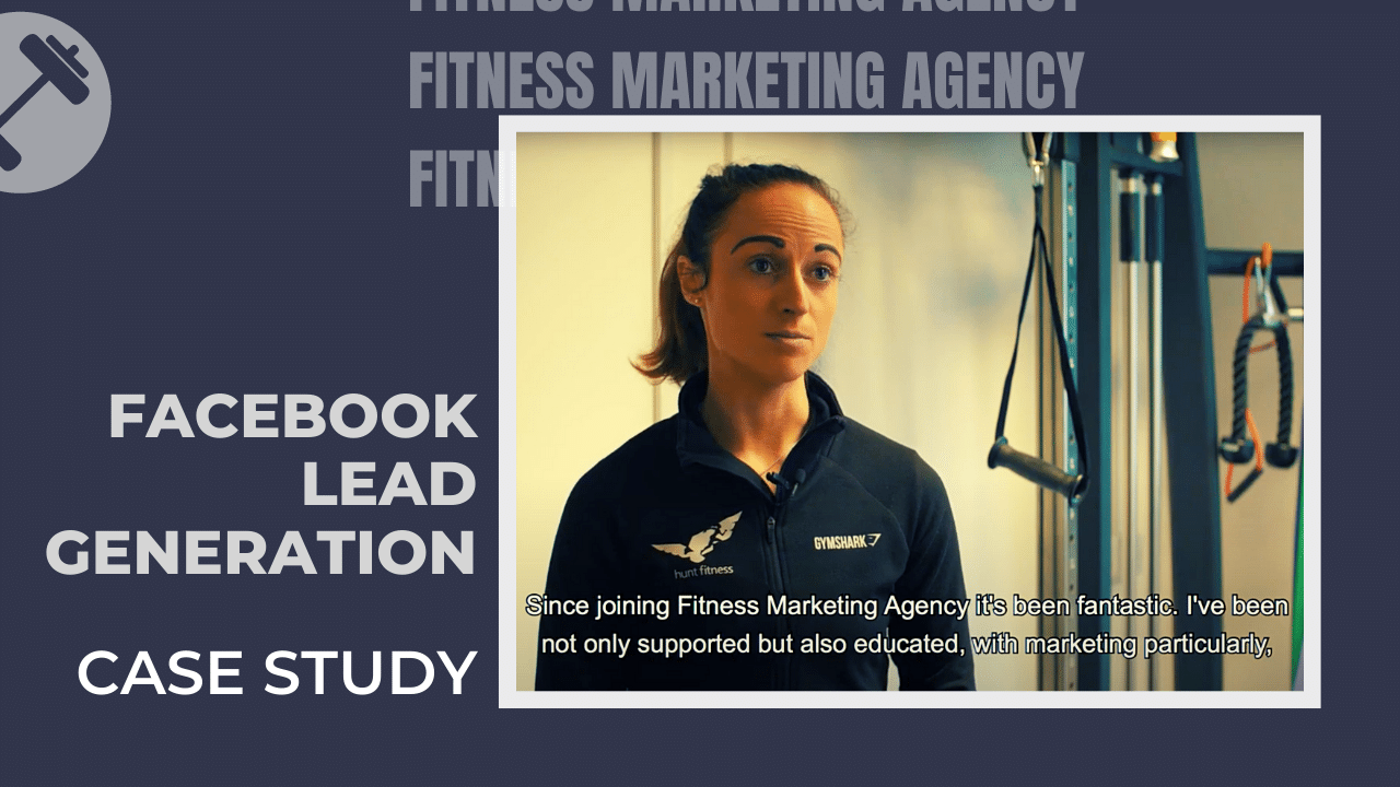 facebook lead generation for fitness marketing