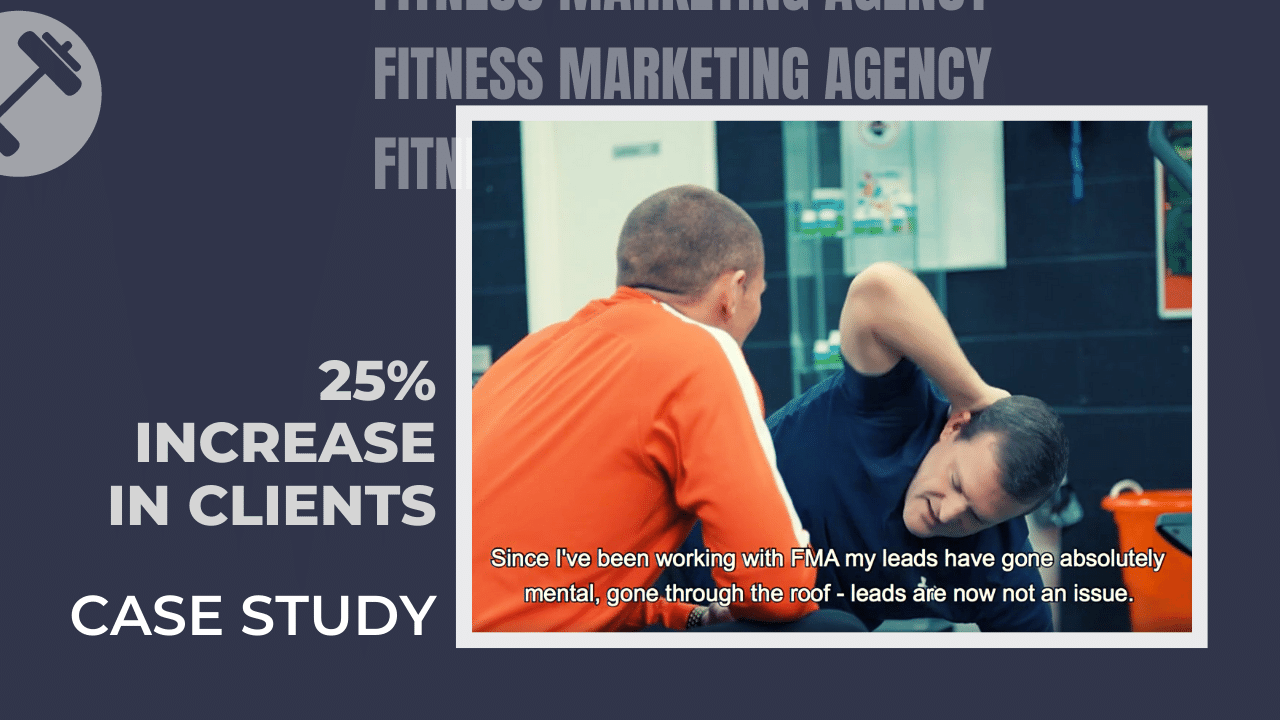 increase in gym clients
