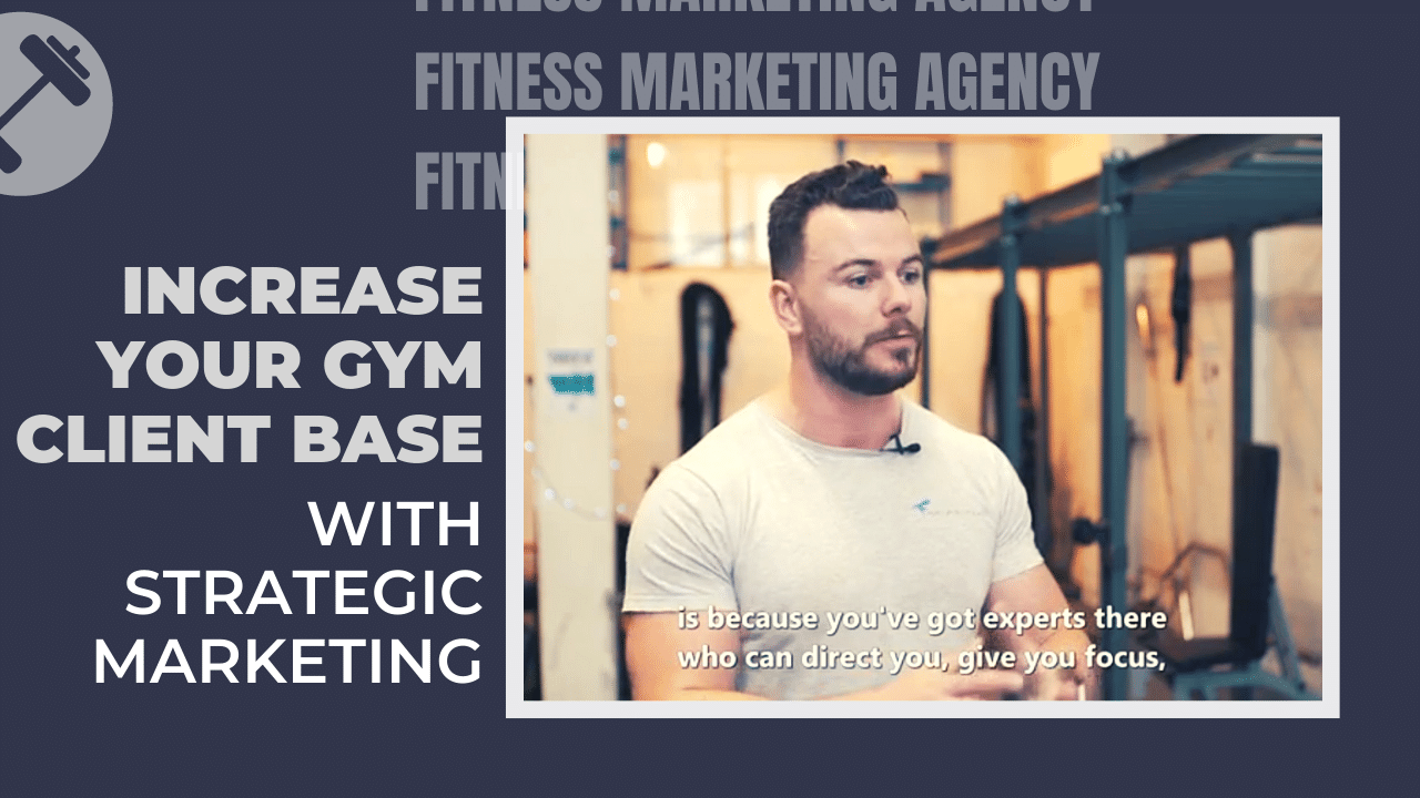 Strategic marketing for your fitness business