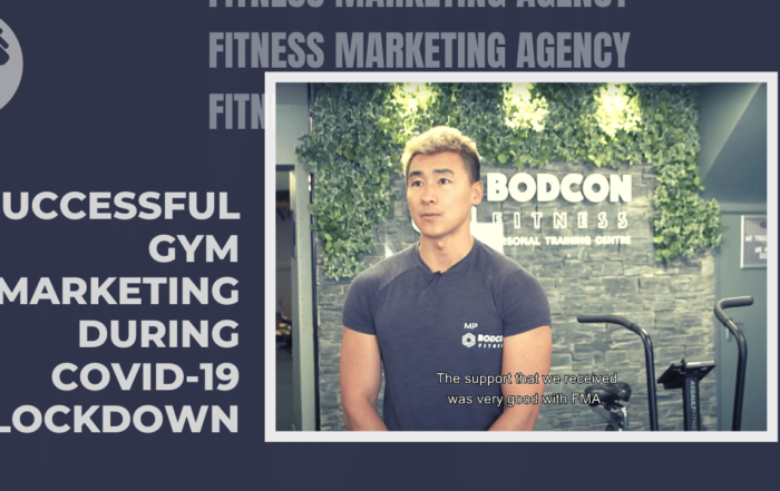 Market your gym successfully during lockdown
