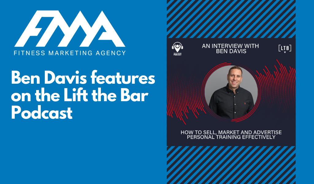 Ben Davis lift the bar podcast